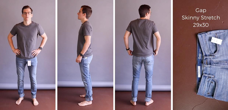 Gap Skinny Stretch Jeans