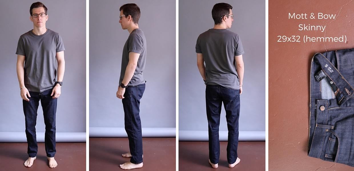 Mott and Bow Skinny Jeans