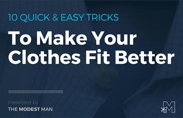 10 Clothing Tricks