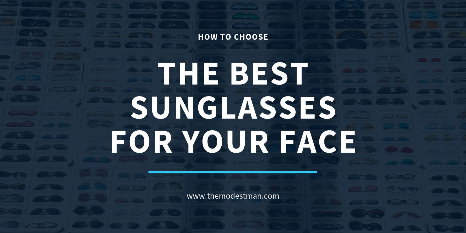 Best sunglasses for face shape
