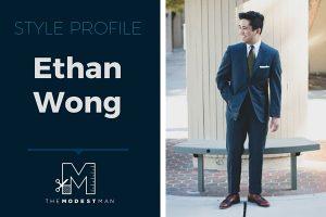 Ethan Wong interview