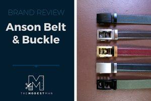 Anson Belt Review