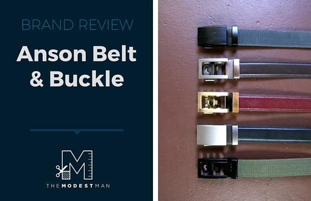 Anson Belt Review