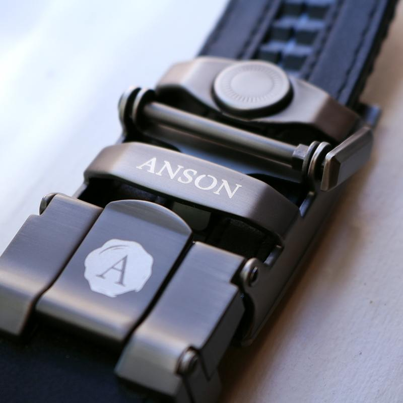 Hands On Anson Belt Review Worth Your Money In 2020 See why this is the last belt you will ever need. hands on anson belt review worth your