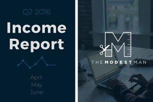 Q2 2016 Income Report