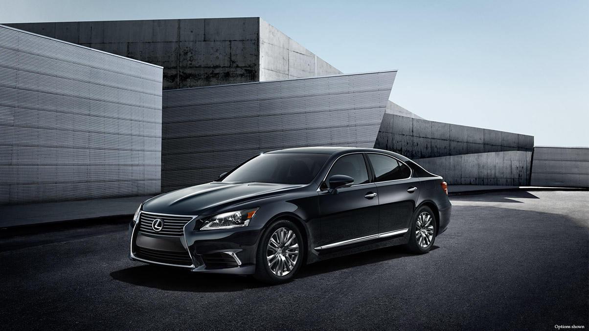 2014 Lexus LS exterior