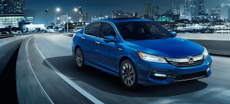 2016 Honda Accord exterior