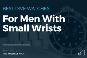 Best Dive Watches for Small Wrists