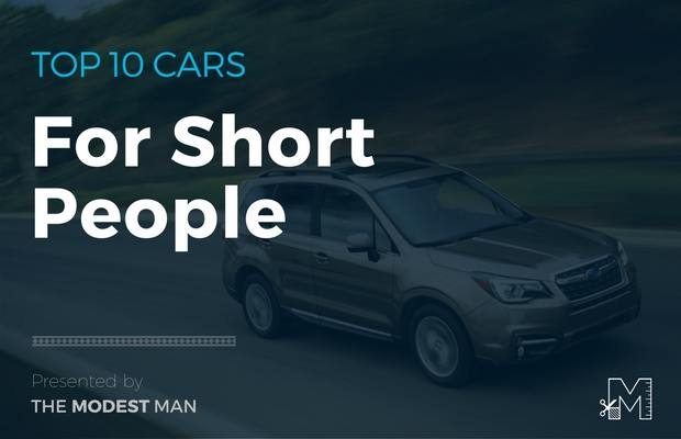 Cars For Short People >> 10 Best Cars For Short People
