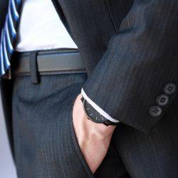 Hand-in-pocket ft