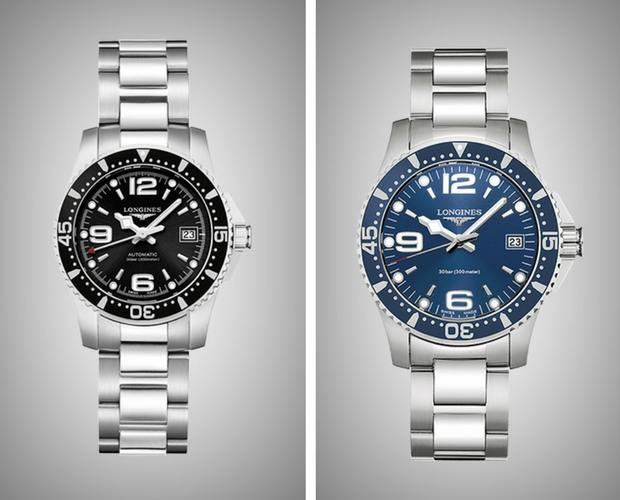 Longlines Hydroquest Diver Watch