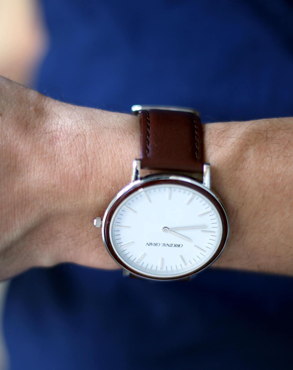 OG minimalist watch