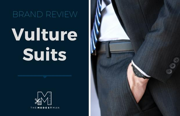 Vulture Suits Review | Affordable Custom Suits