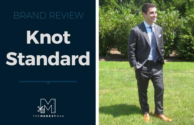 Knot Standard suit review
