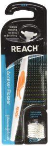 Reach long flosser