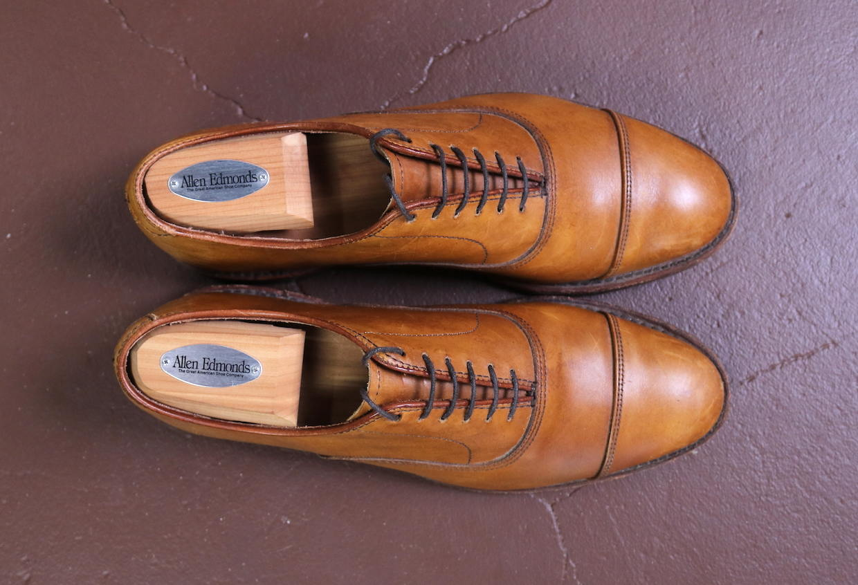 Allen Edmonds shoe trees