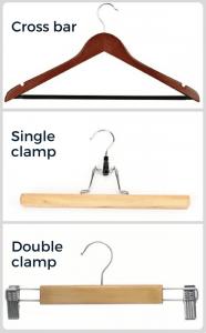 Types of pants hangers
