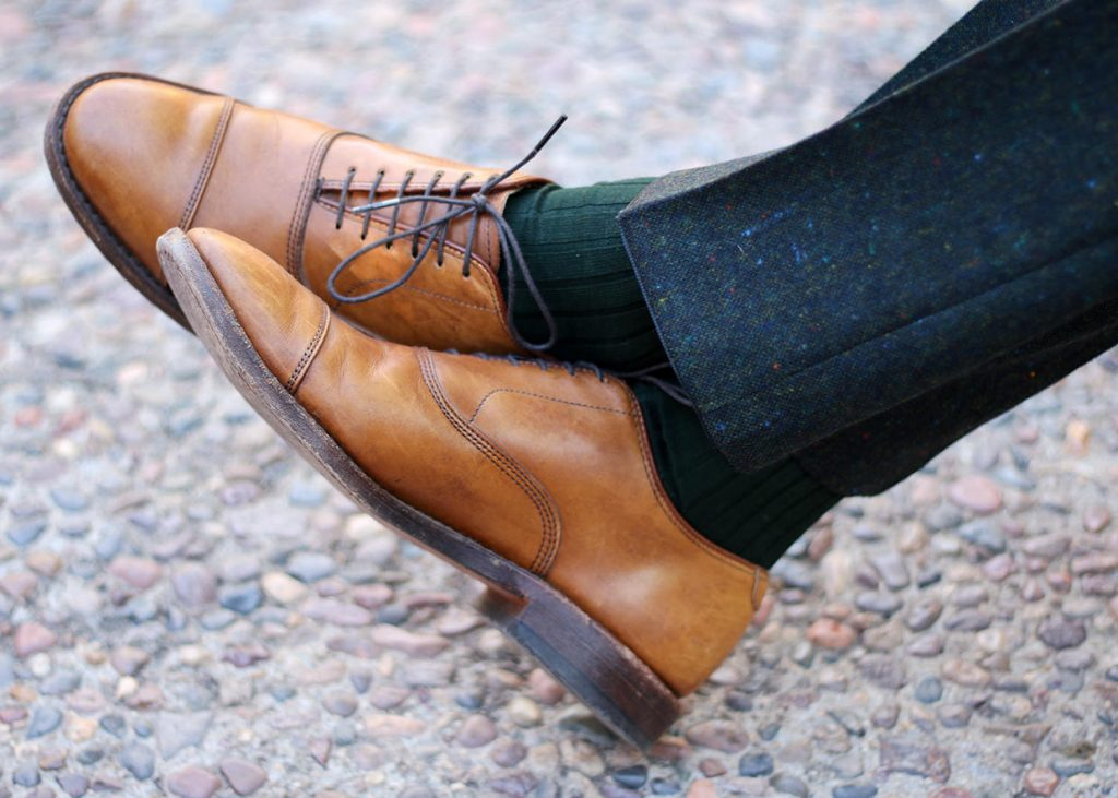 Allen Edmonds Park Avenue shoes