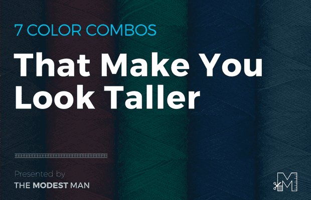 7 Color Combinations That Will Make You Look Taller
