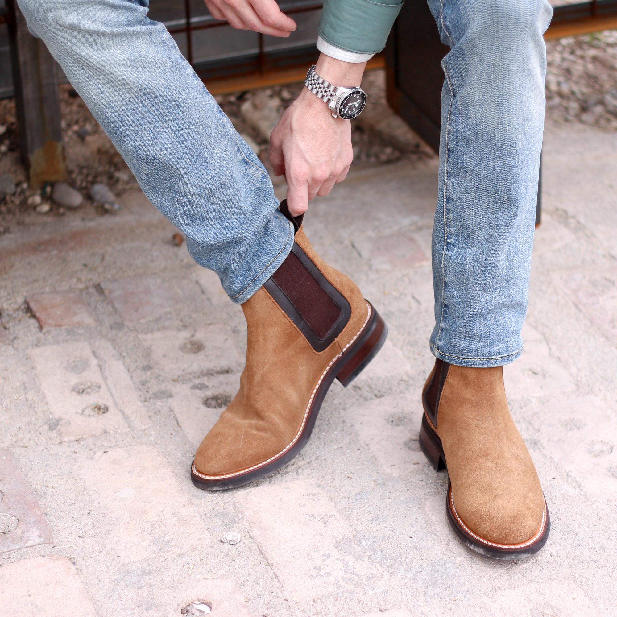 3a52fe8f45 Chelsea Boots for Short Men?