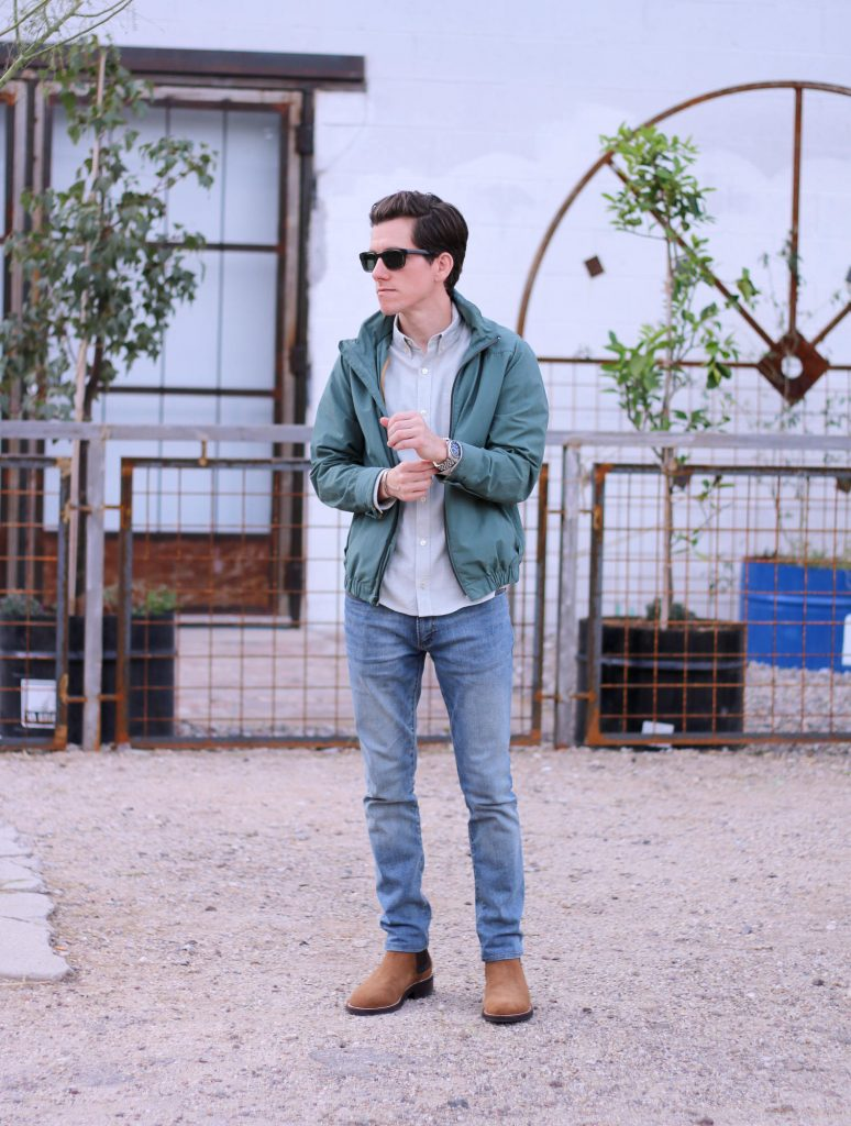 Chelsea Boots The Modest Man