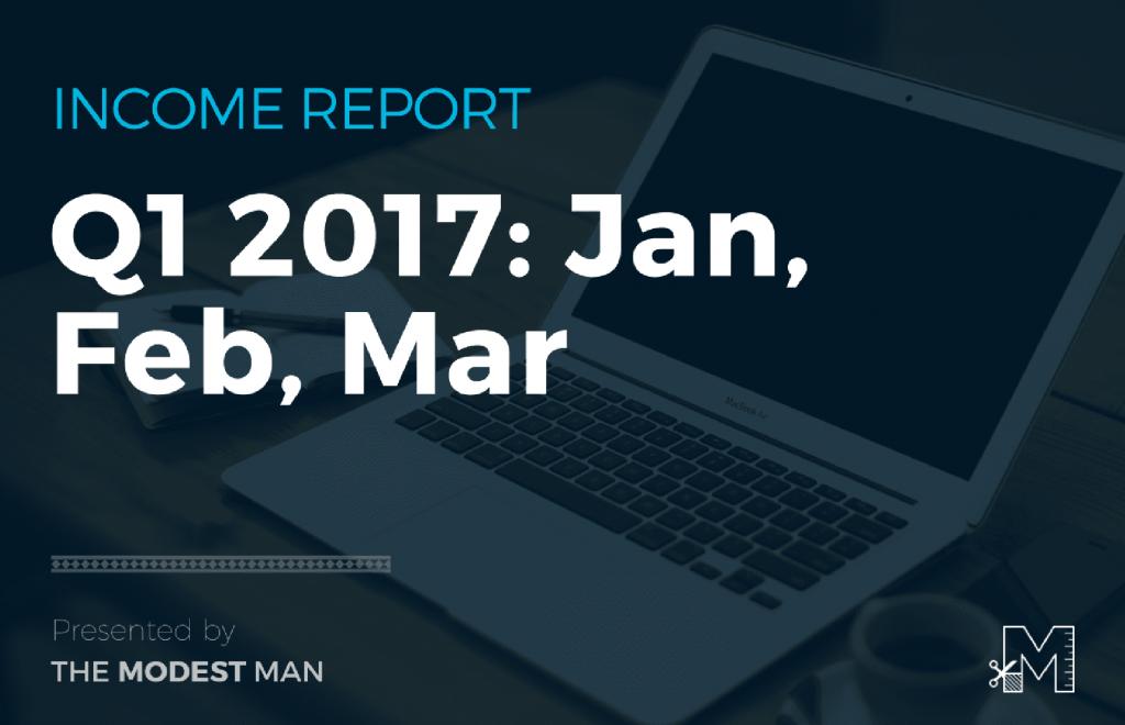 Income report Q1 2017
