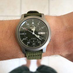 Seiko 5 SNK805