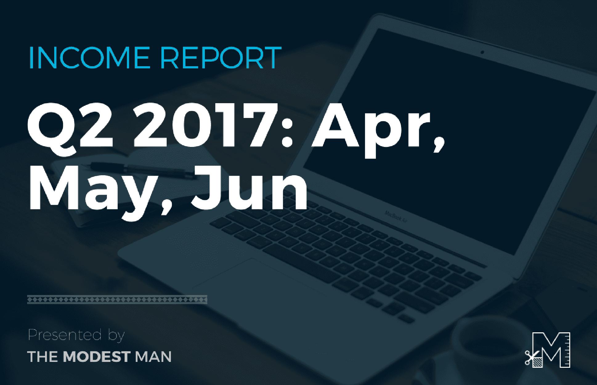 Income report Q2 2017
