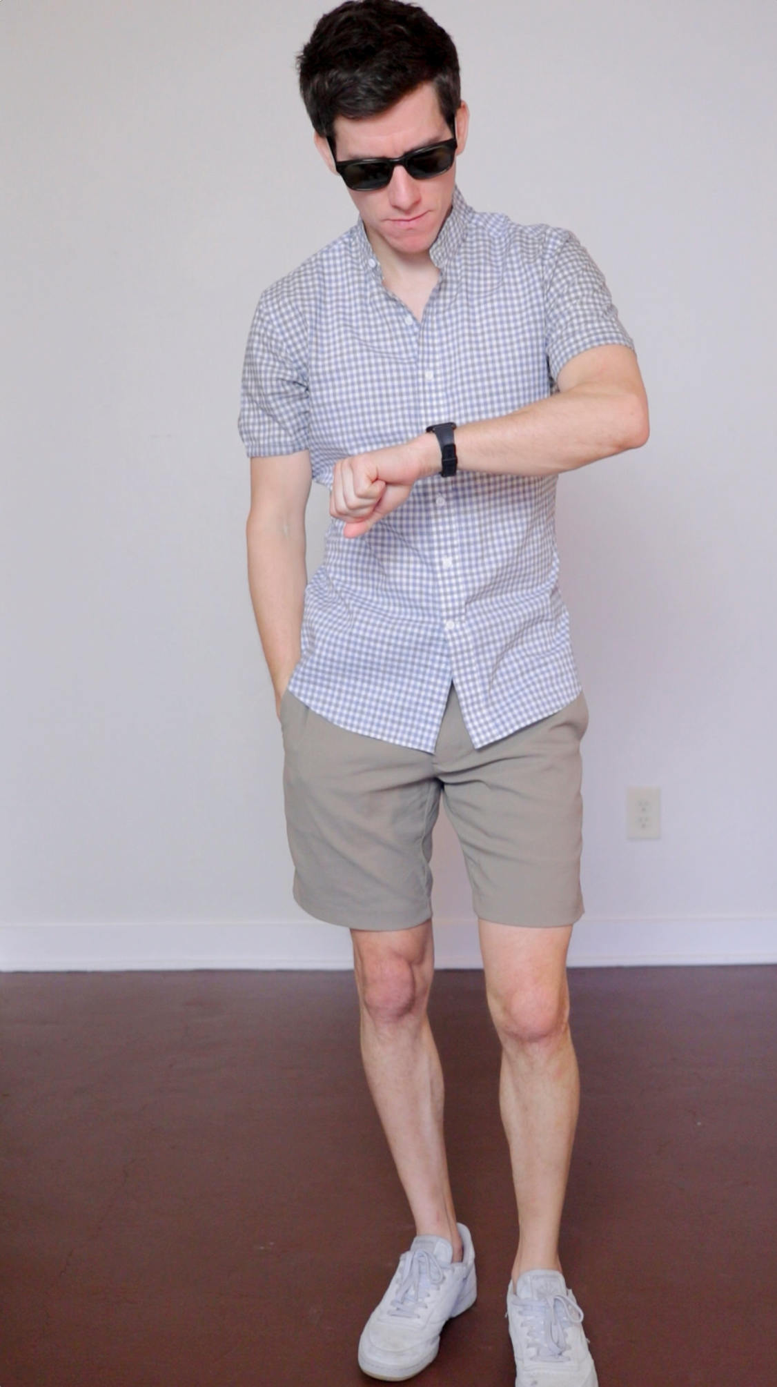 Fresh summer casual outfit
