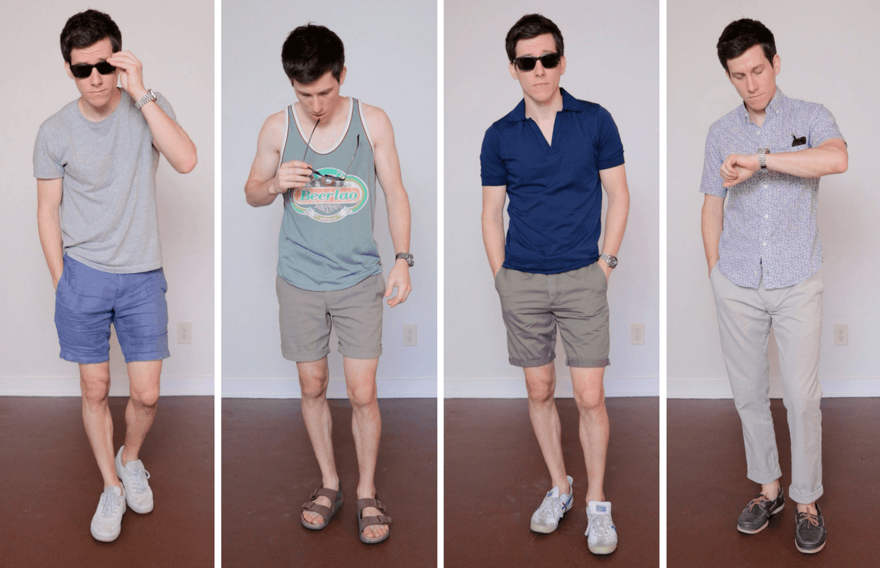 10 Men\u0027s Outfit Ideas for Summer