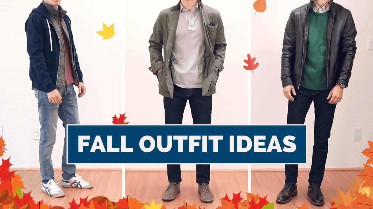 Fall casual lookbook