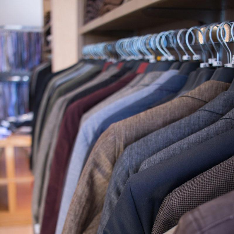 Fashion brands for short men