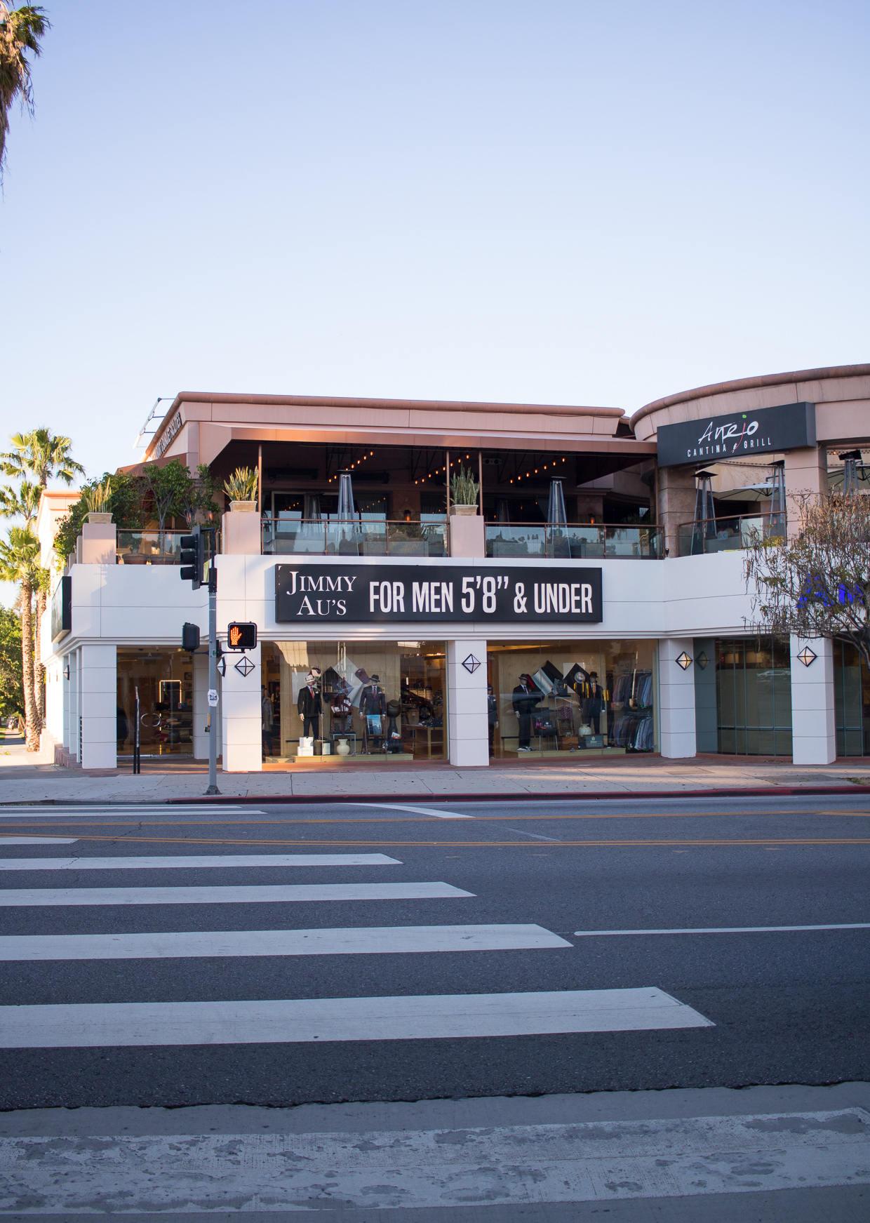 Jimmy Aus retail shop