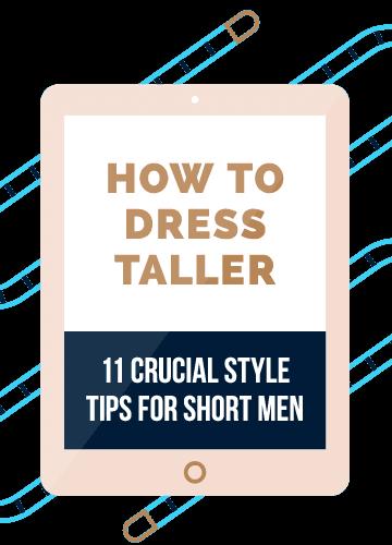 How to Dress Taller