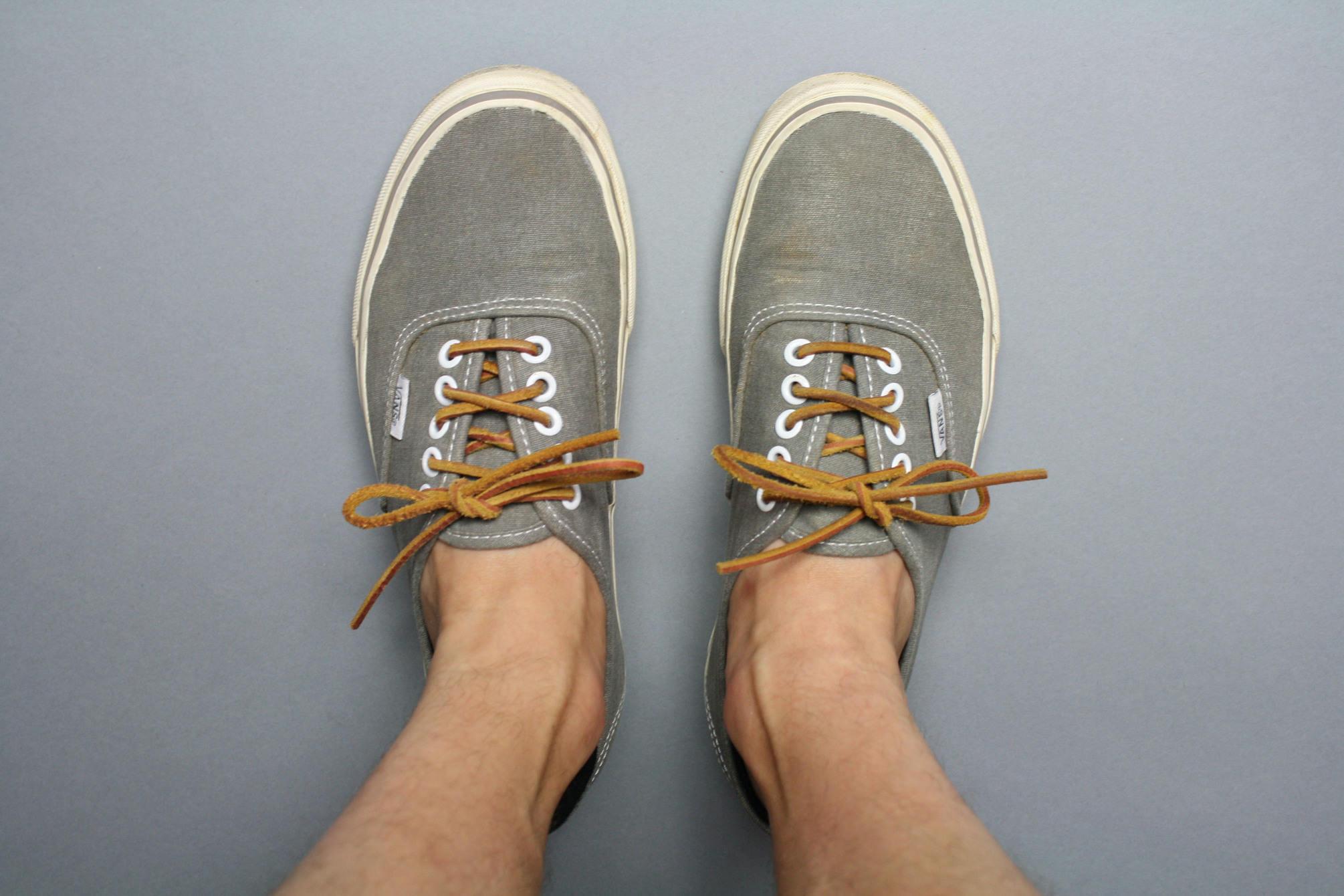 Stomper Joe no show socks with shoes