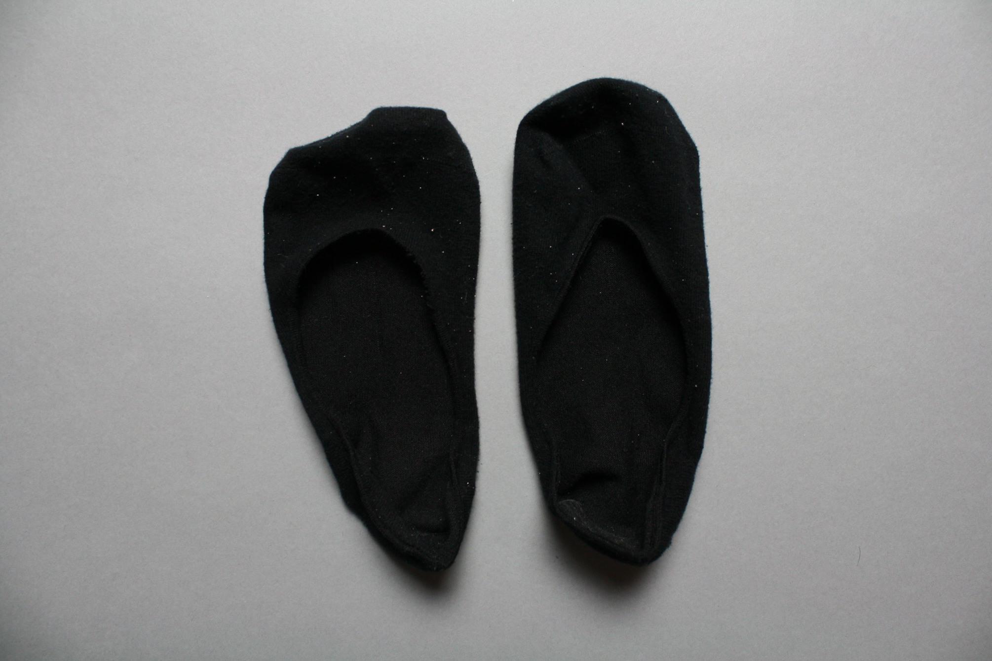 Stomper Joe no show socks