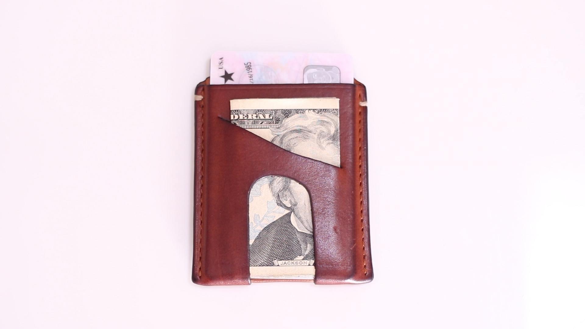 Anson Calder Wallet