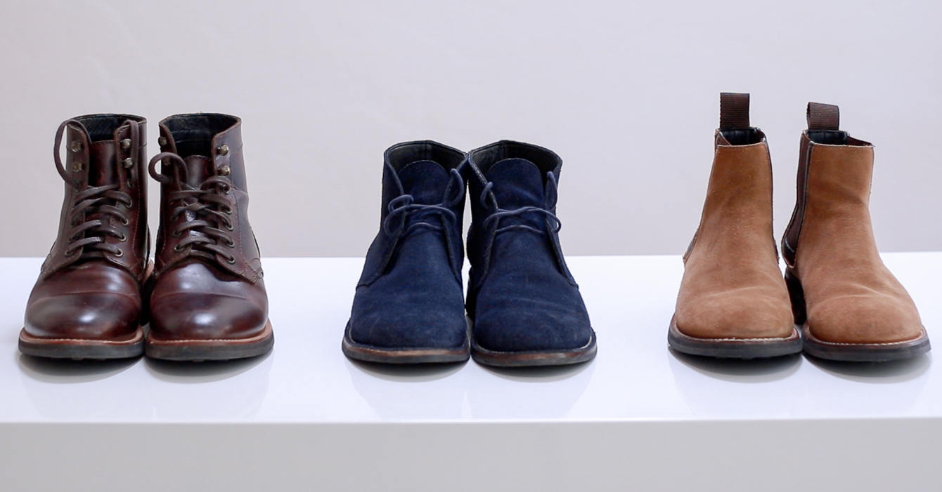 Boot collection