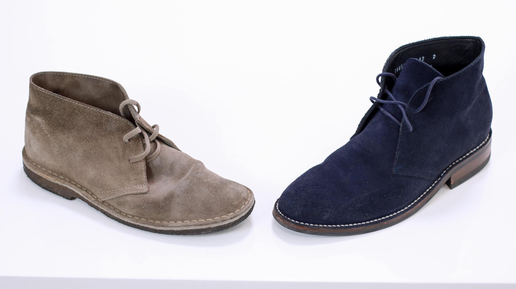Desert boot vs chukka