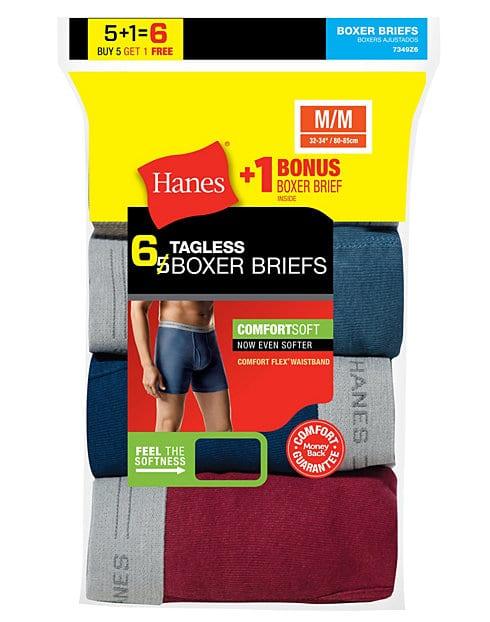Hanes ComfortFlex Boxer Briefs