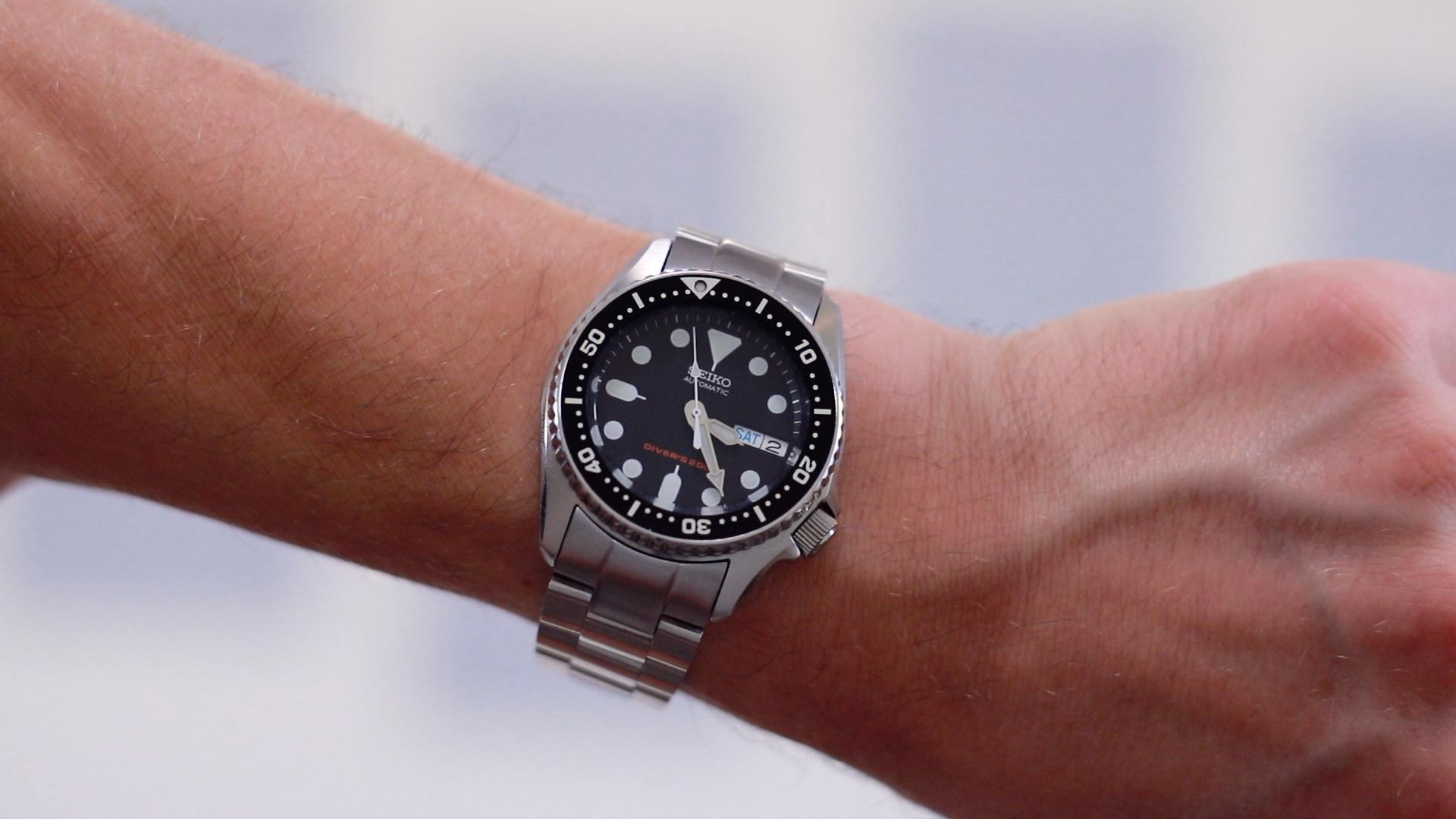 Seiko Skx013 Review The Best Small Dive Watch