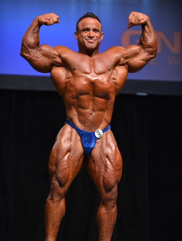 12 Famous Short Bodybuilders