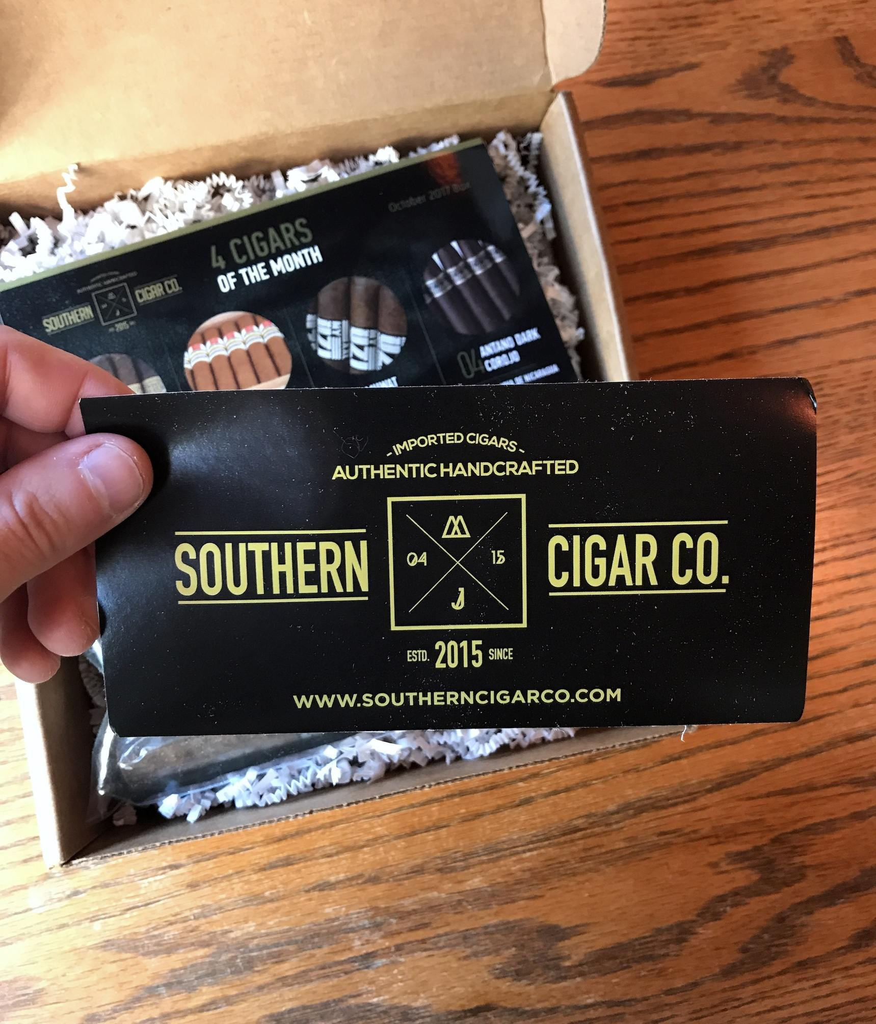 Southern Cigar Co subscription