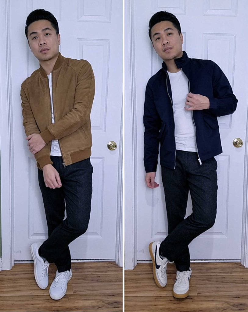 The Casually Tailored