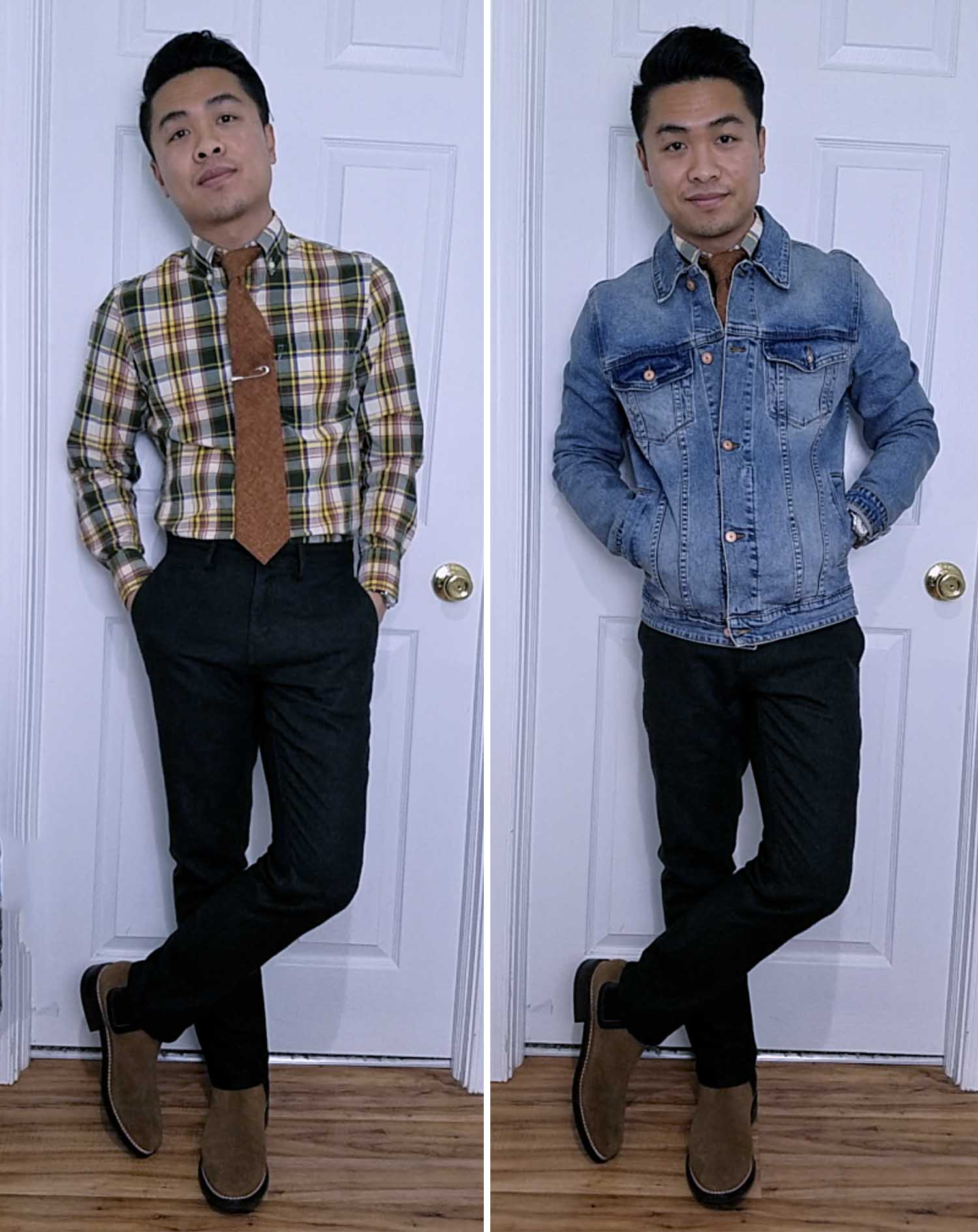 The Dressed Denim | GENTLEMAN WITHIN