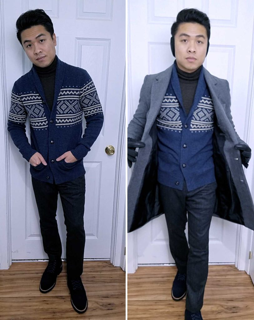 The Rolled And Layered | GENTLEMAN WITHIN