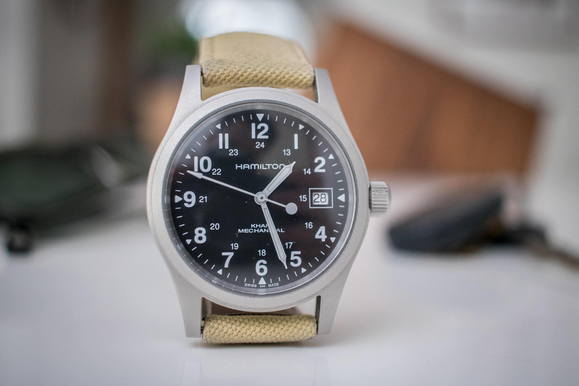 Hamilton Khaki Mechanical Watch Review