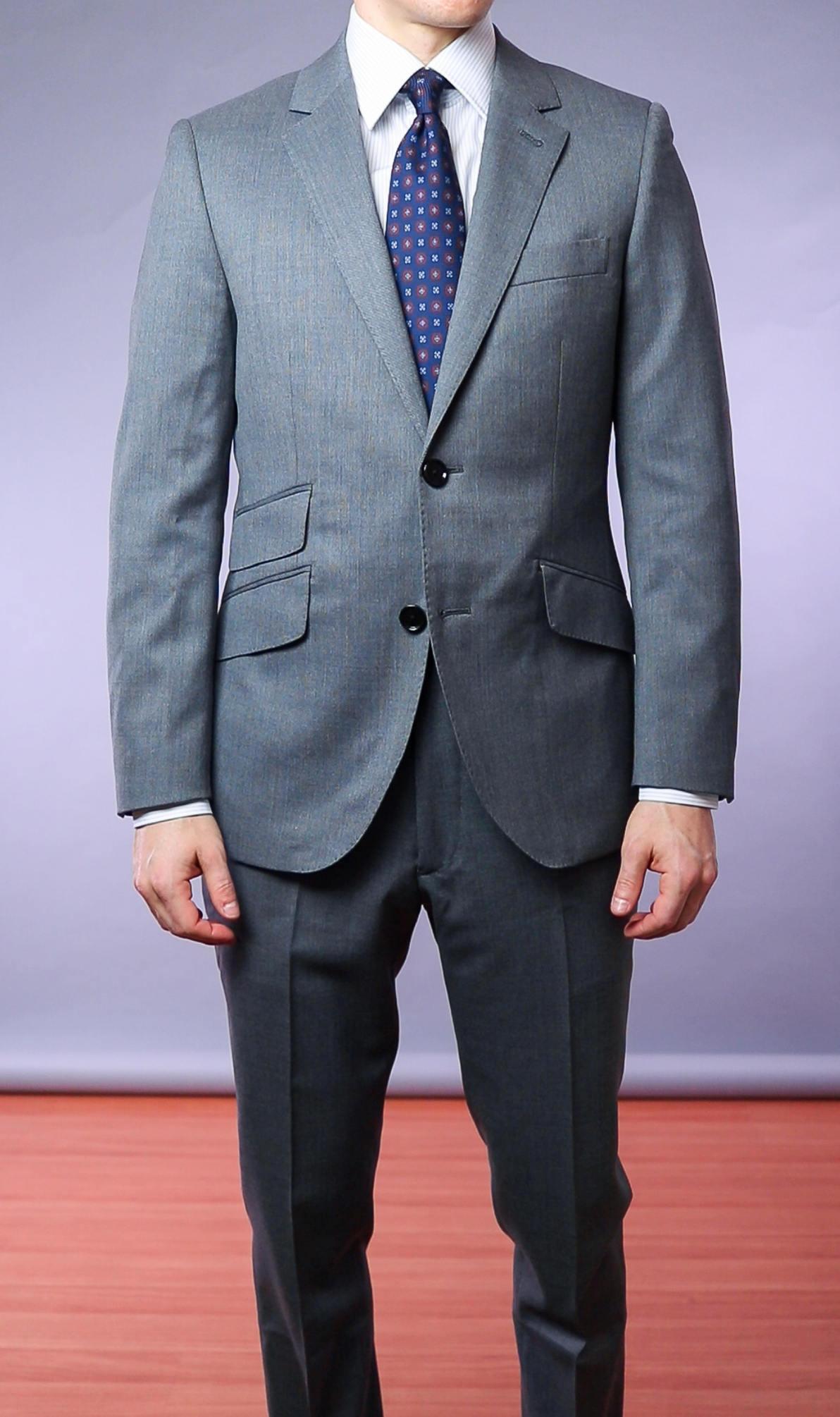 Indochino custom suit fit