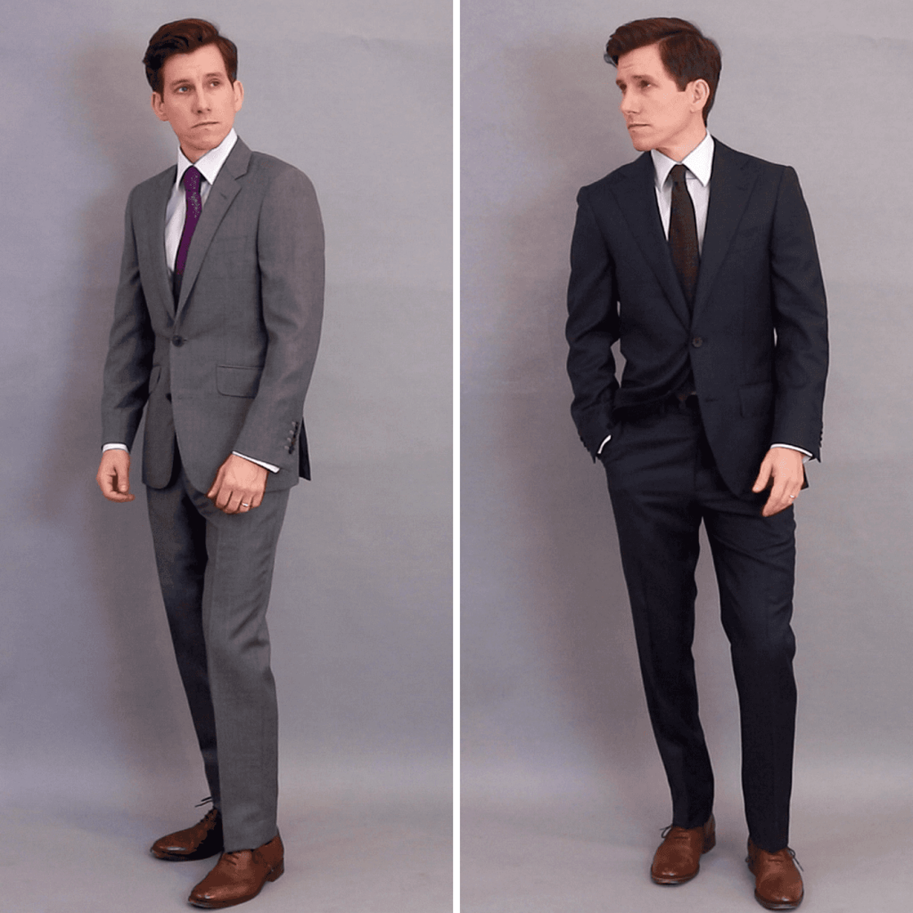 Bespoke suit vs. ready to wear suit