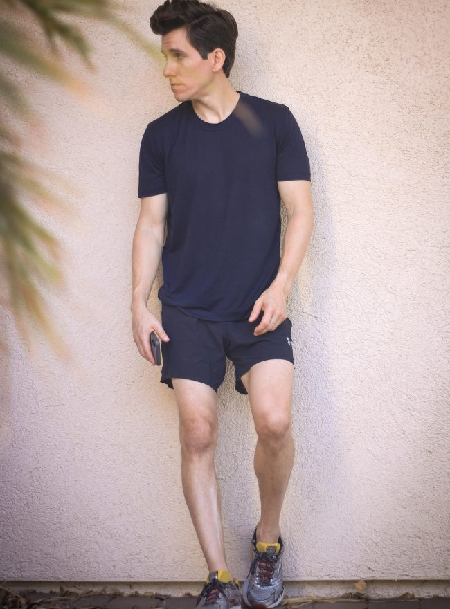 Running outfit